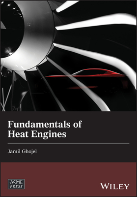 Fundamentals of Heat Engines: Reciprocating and Gas Turbine Internal Combustion Engines-cover