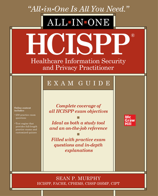 HCISPP HealthCare Information Security and Privacy Practitioner All-in-One Exam Guide -cover