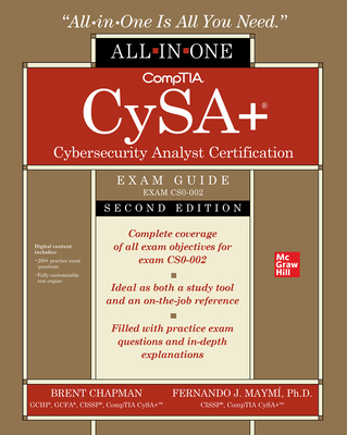 CompTIA CySA+ Cybersecurity Analyst Certification All-in-One Exam Guide, Second Edition (Exam CS0-002) 2nd Edition-cover