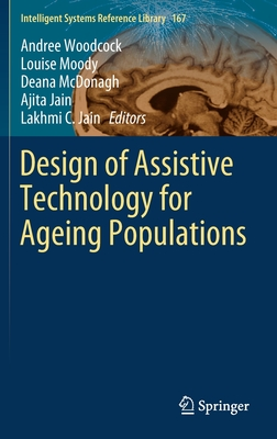 Design of Assistive Technology for Ageing Populations-cover