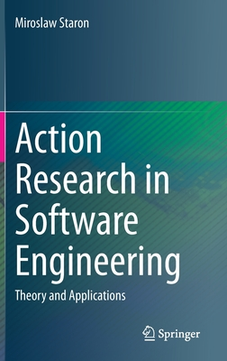 Action Research in Software Engineering: Theory and Applications-cover