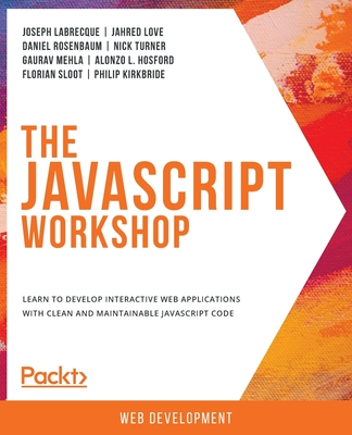 The JavaScript Workshop-cover