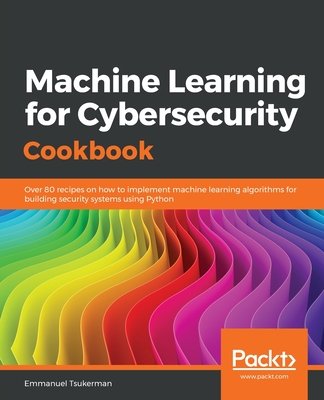 Machine Learning for Cybersecurity Cookbook-cover