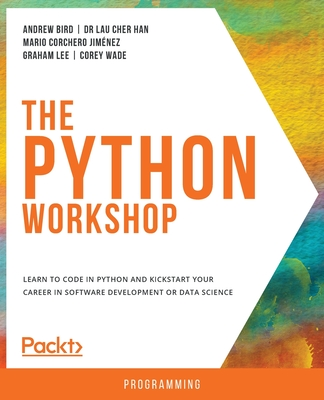 The Python Workshop-cover