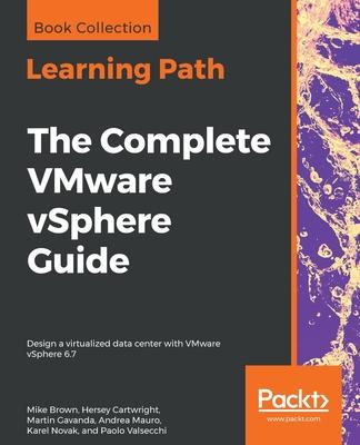 The Complete VMware vSphere Guide-cover