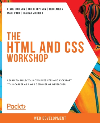 The HTML and CSS Workshop-cover