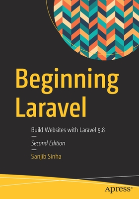 Beginning Laravel: Build Websites with Laravel 5.8-cover