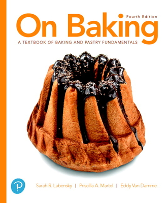 Revel for on Baking: A Textbook of Baking and Pastry Fundamentals -- Access Card-cover