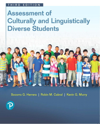 Assessment of Culturally and Linguistically Diverse Students-cover