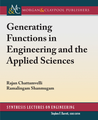 Generating Functions in Engineering and the Applied Sciences-cover