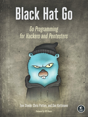 Black Hat Go: Go Programming for Hackers and Pentesters-cover