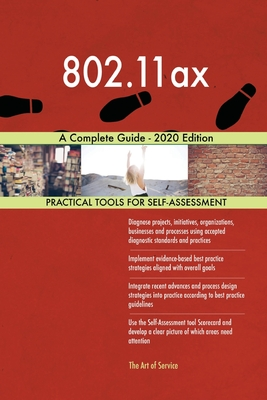 802.11ax A Complete Guide - 2020 Edition-cover