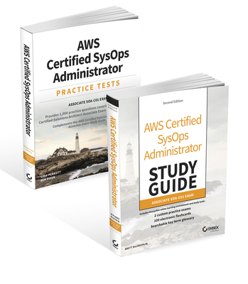 Aws Certified Sysops Administrator Certification Kit: Associate Soa-C01 Exam-cover