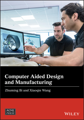 Computer Aided Design and Manufacturing-cover