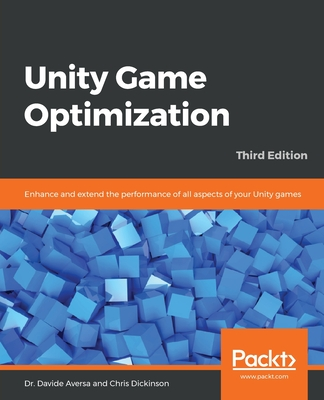 Unity Game Optimization, 3/e (Paperback)-cover