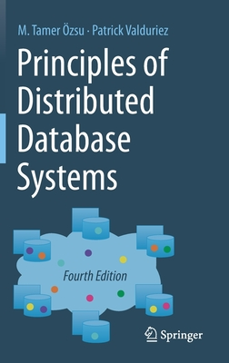 Principles of Distributed Database Systems 4/e (Hardcover)-cover