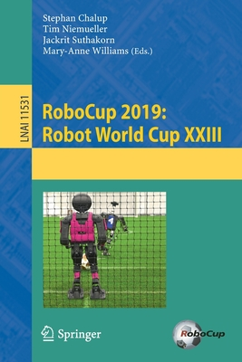 Robocup 2019: Robot World Cup XXIII-cover