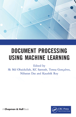 Document Processing Using Machine Learning-cover