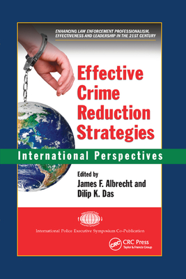 Effective Crime Reduction Strategies: International Perspectives-cover