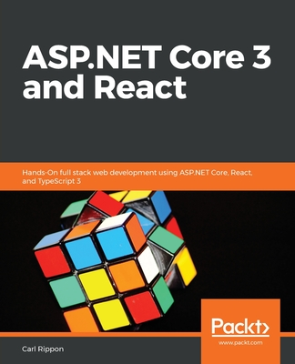 ASP.NET Core 3 and React-cover