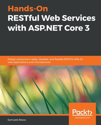 Hands-On RESTful Web Services with ASP.NET Core-cover