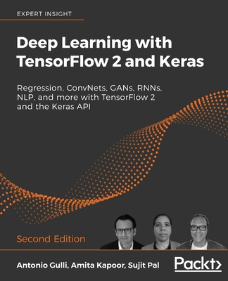 Deep Learning with TensorFlow 2 and Keras - Second Edition-cover