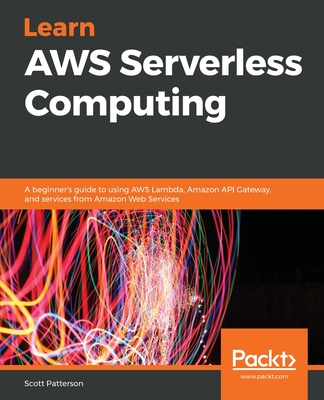 Learn AWS Serverless Computing-cover