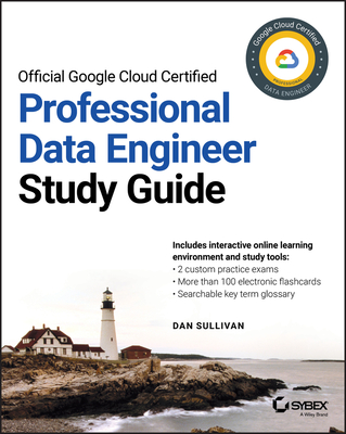 Official Google Cloud Certified Professional Data Engineer Study Guide-cover