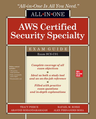 Aws Certified Security Specialty All-In-One Exam Guide (Exam Scs-C01)-cover