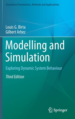 Modelling and Simulation: Exploring Dynamic System Behaviour-cover