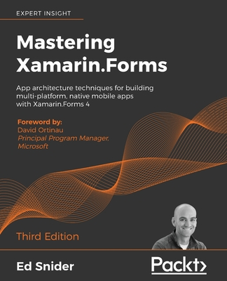 Mastering Xamarin.Forms - Third Edition-cover