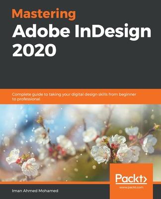 Mastering Adobe InDesign 2020-cover