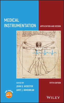 Medical Instrumentation: Application and Design, 5/e (Hardcover)-cover