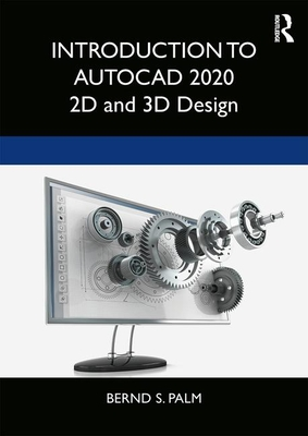 Introduction to AutoCAD 2020: 2D and 3D Design-cover