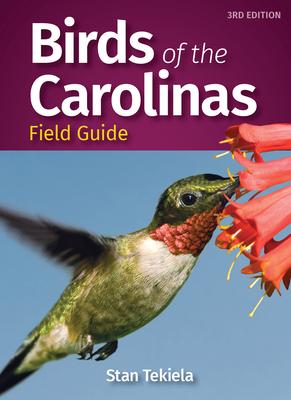 Birds of the Carolinas Field Guide-cover