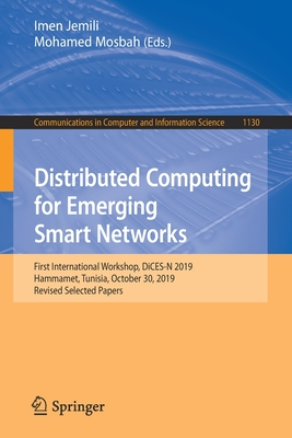 Distributed Computing for Emerging Smart Networks: First International Workshop, Dices-N 2019, Hammamet, Tunisia, October 30, 2019, Revised Selected P-cover