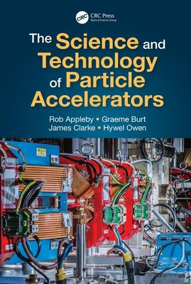The Science and Technology of Particle Accelerators-cover