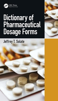Dictionary of Pharmaceutical Dosage Forms-cover