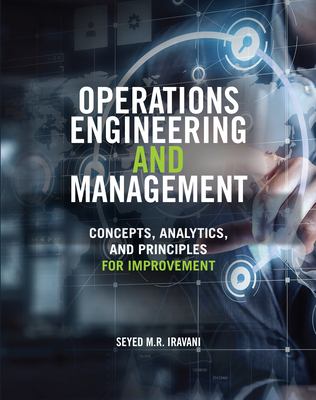 Operations Engineering and Management: Concepts, Analytics and Principles for Improvement-cover