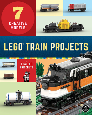 Lego Train Projects: 7 Creative Models-cover