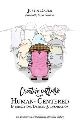 Creative Culture: Human-Centered Interaction, Design, & Inspiration-cover