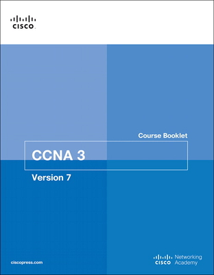 Enterprise Networking, Security, and Automation Course Booklet (Ccnav7)-cover