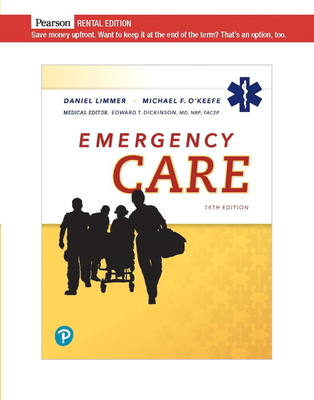 Emergency Care [rental Edition]-cover