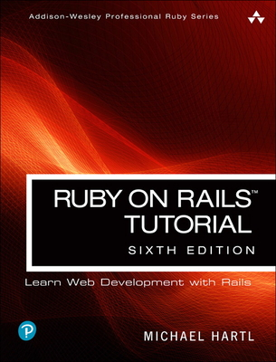Ruby on Rails Tutorial-cover