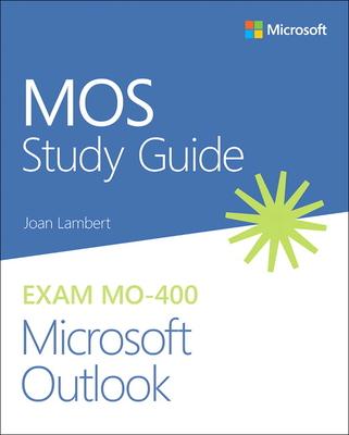 Mos Study Guide for Microsoft Outlook Exam Mo-400-cover