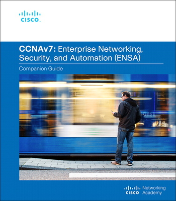 Enterprise Networking, Security, and Automation Companion Guide (Ccnav7)-cover
