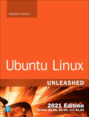 Ubuntu Linux Unleashed 2021 Edition-cover
