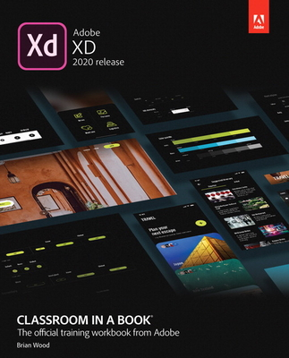 Adobe XD Classroom in a Book (2020 Release)-cover