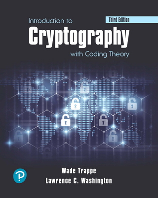 Pearson Etext Introduction to Cryptography with Coding Theory -- Access Card