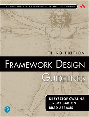 Framework Design Guidelines: Conventions, Idioms, and Patterns for Reusable .Net Libraries-cover